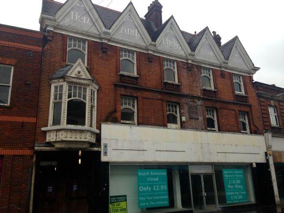 Oxford Street Wycombe