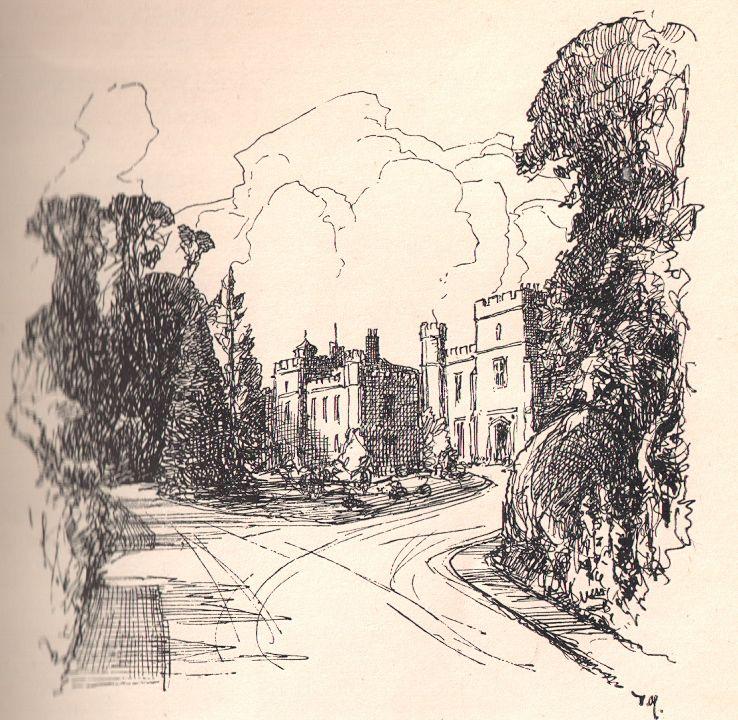 Twyford Abbey Donald Maxwell
