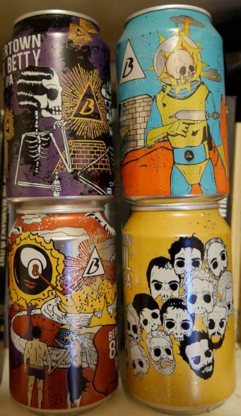 Beavertown cans