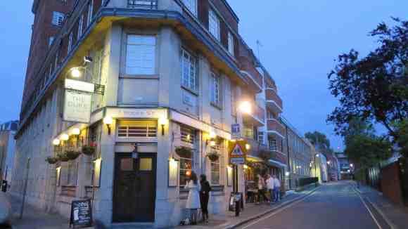 The Duke Pub John Mews