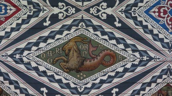 Waltham Abbey Zodiac