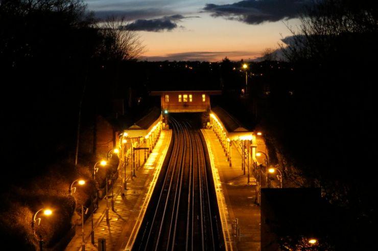Chigwell Tube Station