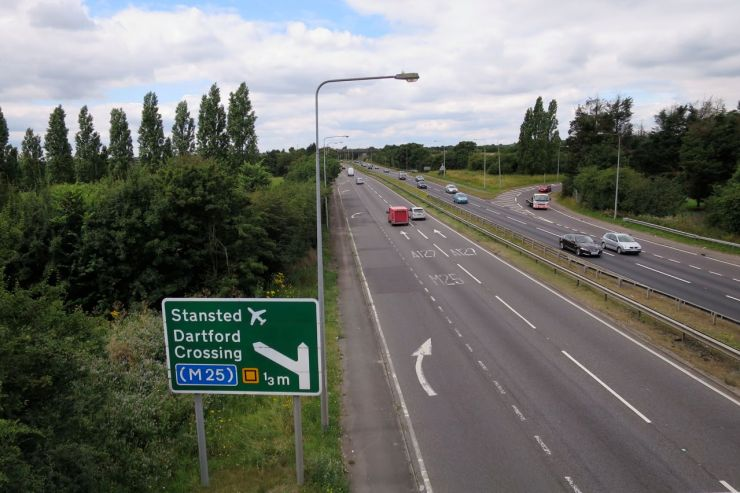A127 Road to Southend