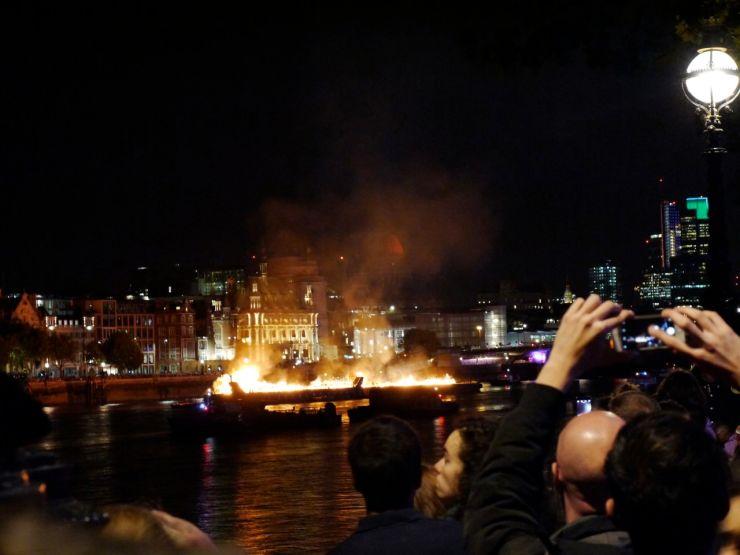 David Best Fire London