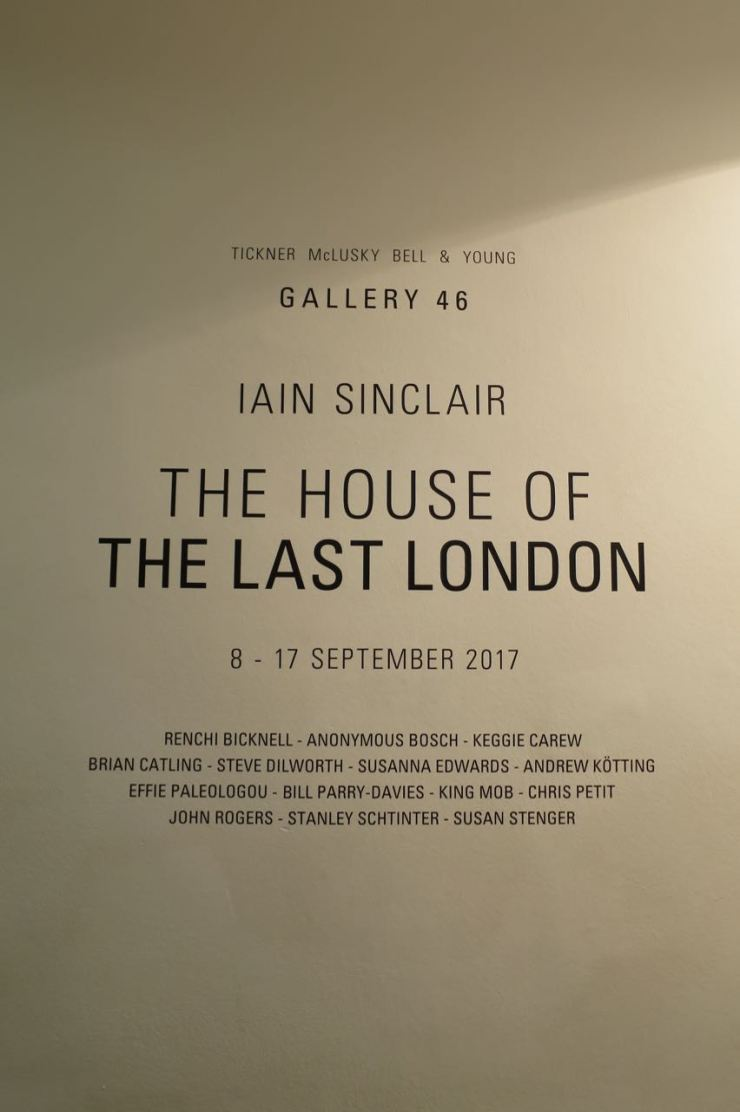 The House of the Last London