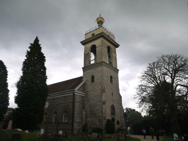 West Wycombe Church