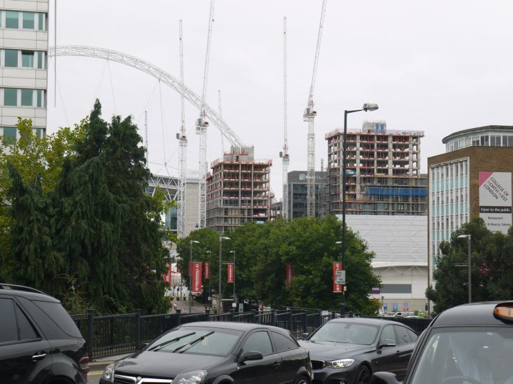 Wembley development