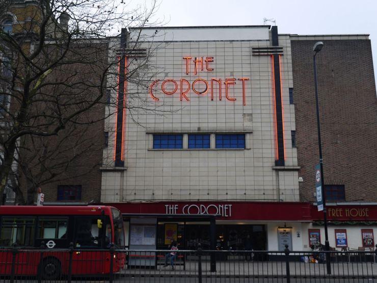Coronet Holloway Road
