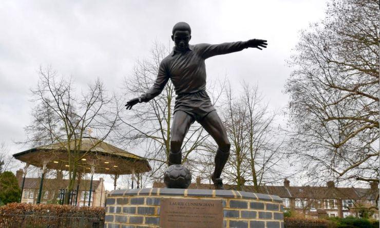 Laurie Cunningham Statue