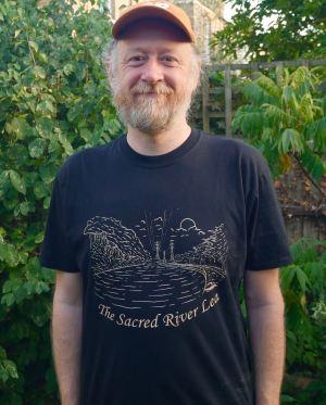 river lea t-shirt