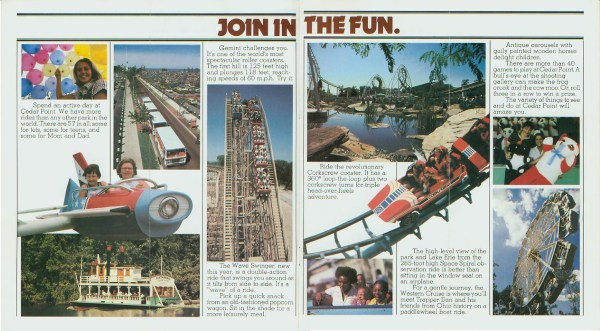 20 Amusement Park Brochure From 1970 Pictures And Ideas On Meta