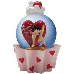 Betty Boop ~ Sweet Thing ~ Cupcake Figurine
