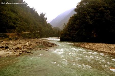 near Lachen valley