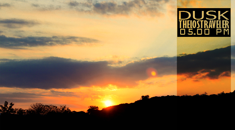 sunset calabai