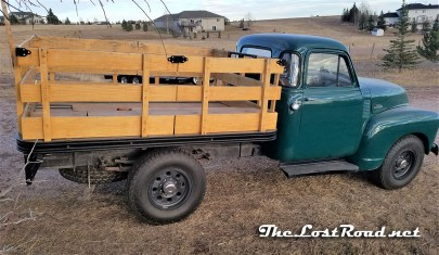 Mary - 1954 Chevy Pickup