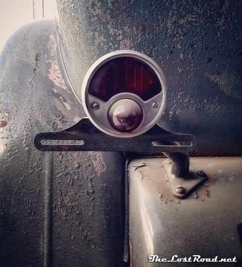 1930 Franklin Aviator taillight