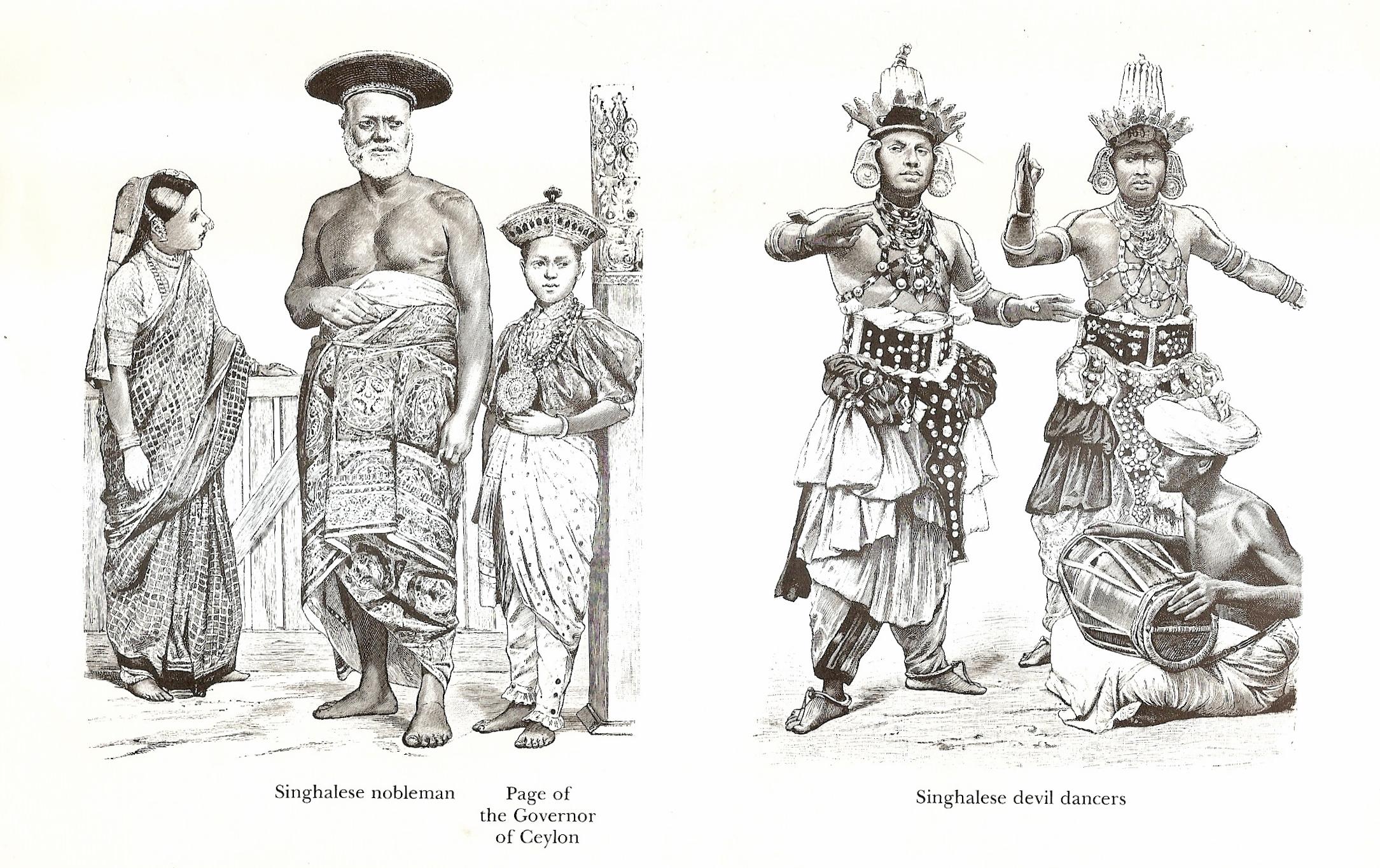 19th Century Ceylon