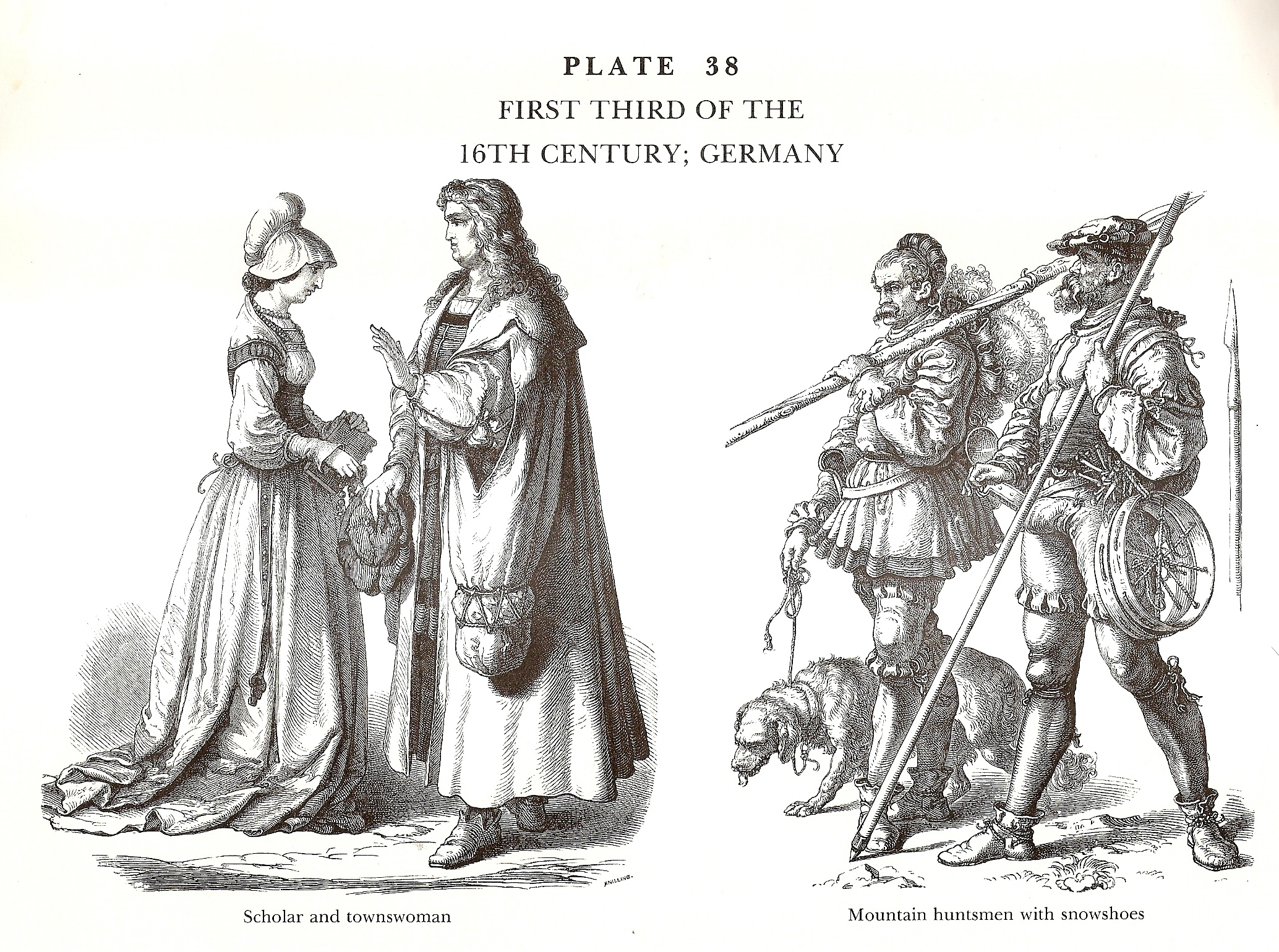 First Third of the 16th Century Germany