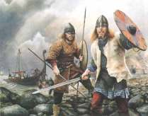Sons of Odin 890 A.D.