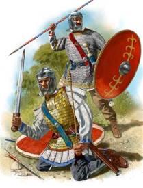 3rd Century Romans