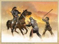 Battle of Adrianople AD 378