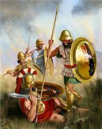 Battle of Tegyra