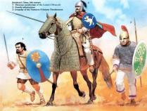 El ejército de Justiniano, siglo VI d.C.