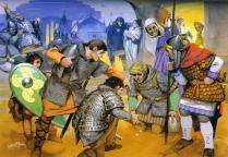 Norman mercenaries in Constantinople, eleventh century AD