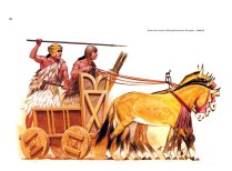 war chariot used by the Sumerians in the 26th century BC.