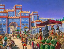 New Year's Day in Babylon