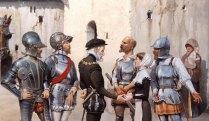 Gravelines 1558.