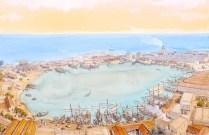 afrique-lybie-apollonia-port1