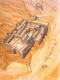 egypte-mons-porphyrites-fort