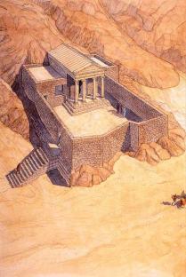 egypte-mons-porphyrites-temple