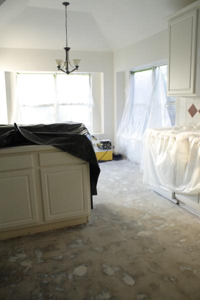 installing kitchen flooring 2x3 rug tommy smythe herringbone floor | thelotteryhouse