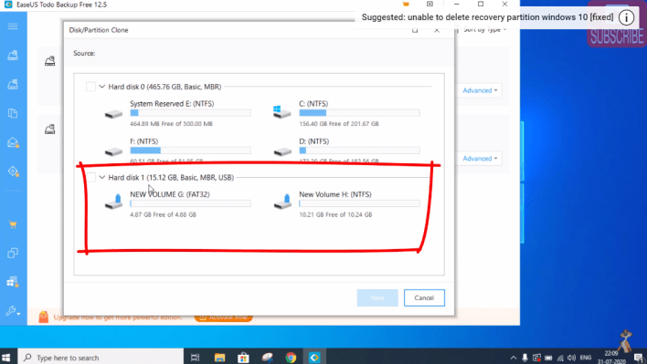 Clone hdd to ssd free without reinstalling windows
