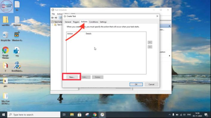 automatically clear RAM cache memory in windows 10