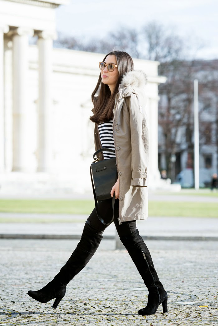 Out-in-the-cold-Fashionblogger-Outfit-of-the-Day-Streetstyle-Munich-Winter-Bomboogie-Parka-Olive_5