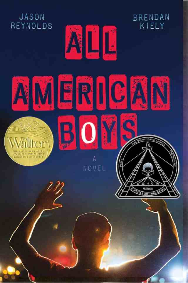 30 books to read during quarantine - all American boys