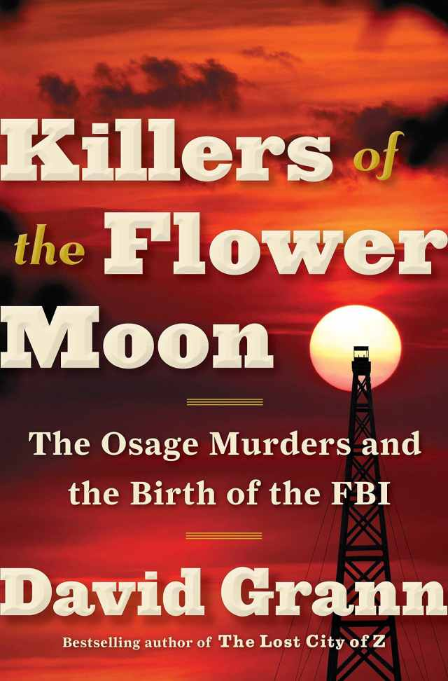 30 books to read during quarantine - killers of the flower moon