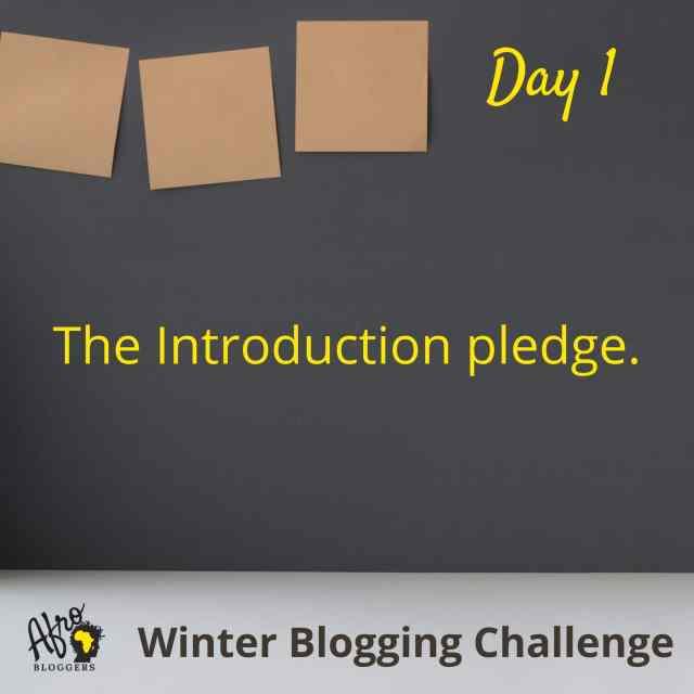 #WinterABC Challenge