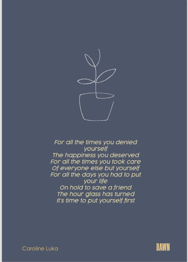 Poetry about hope