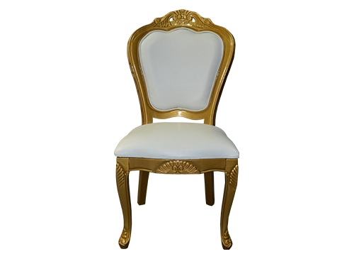 white and gold chair isokinetics ball dior the lounge