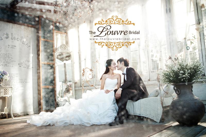 Korean Wedding Photography Concepts Dreamy Check In