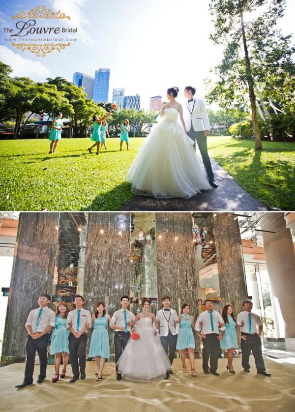 Local Pre-wedding Check-in Destination Wedding