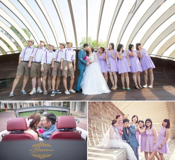 Rejoicing With Qiaowei & Liyan Korea Travel Journal Theme Wedding