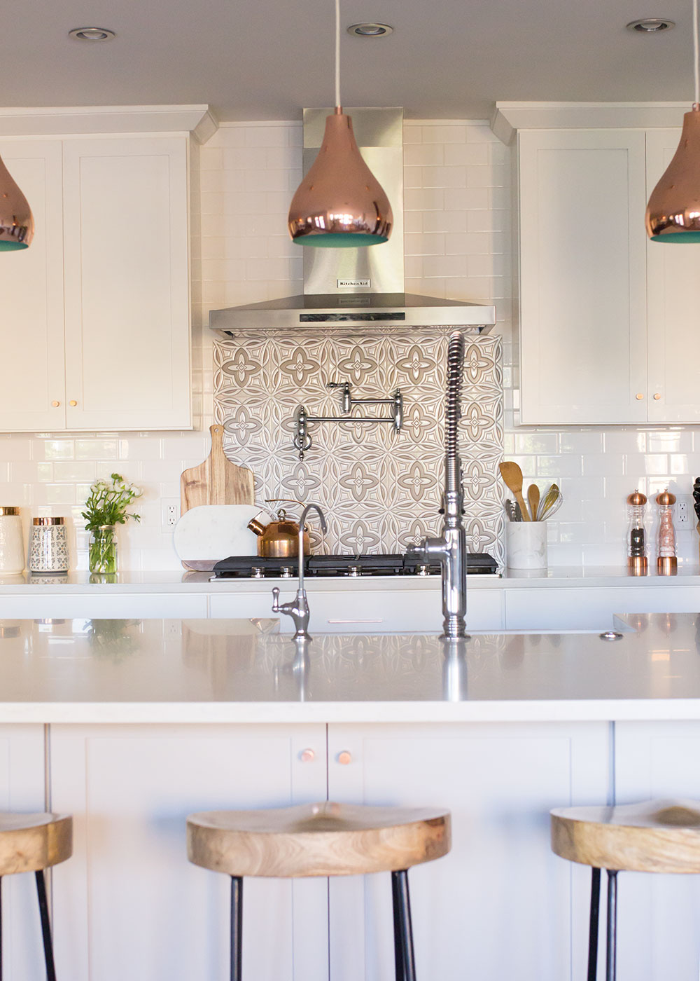 the ldl home our modern kitchen reveal the love designed life