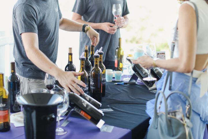 Lester Family Cellars x Ojai Wine Festival