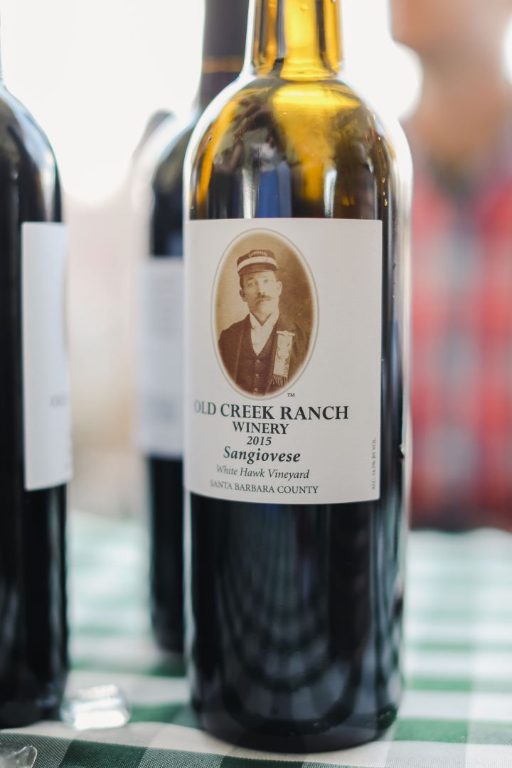 Oak Creek Ranch Winery x Ojai Wine Festival