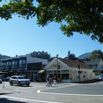 Downtown Larkspur, California